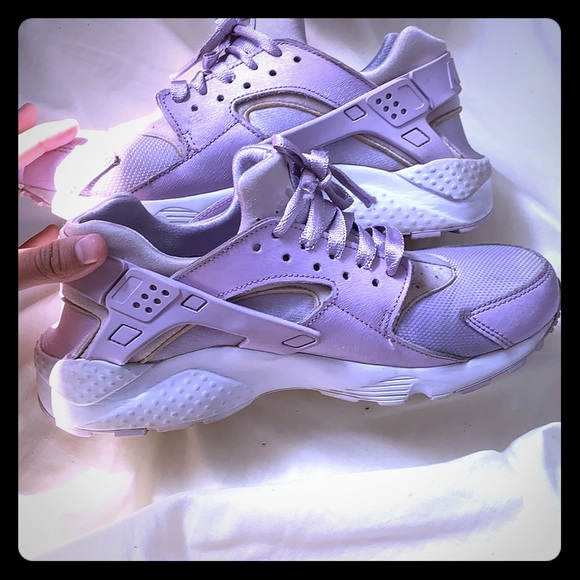 Nike Shoes | Purple Huaraches | Poshmark